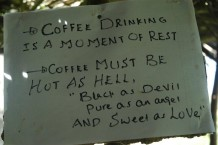 Coffee Chant