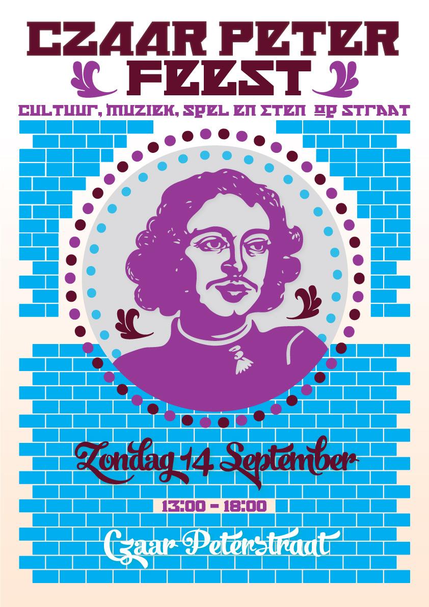 Czaar Peterstraat Festival
