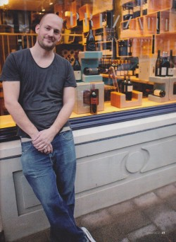 Mattijs Koornneef in La cucina italiana