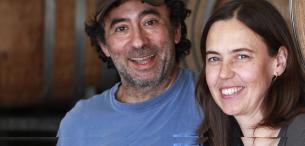 Lisa Gilbee en Gaetano Morella